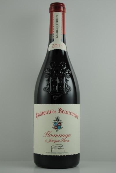2011 Châteauneuf-du-Pape Hommage à J. Perrin, Beaucastel
